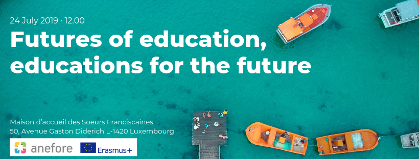 What education for what future? - join our meetup